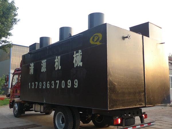 了解污水处理设bei的gong能和种类