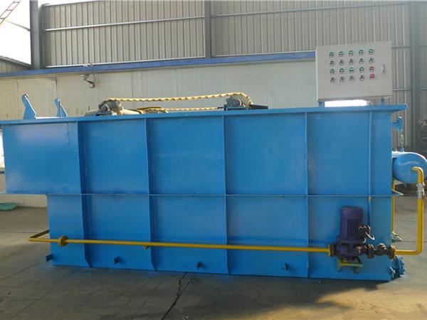 溶气气浮机在造纸xing业的应用
