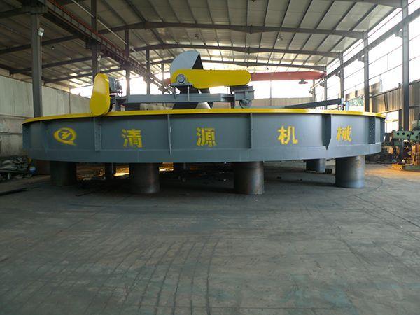 浅层qi浮机工艺原理跟jiegou是什么?