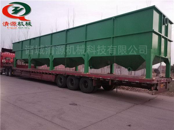 发往河南郑zhou的斜管chendian器