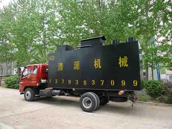 景区wushui处理设备