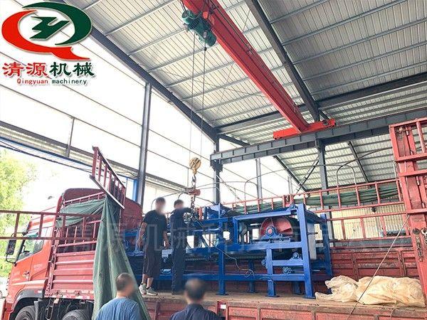 jin天发货shan西客户1.5m?的zhen空带式过滤机